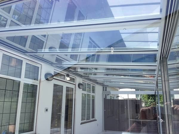 Heat & Glare window film for your conservatory