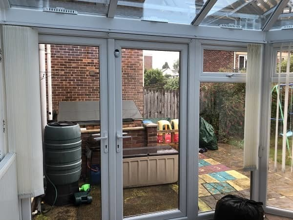 Conservatory Window Film Review
