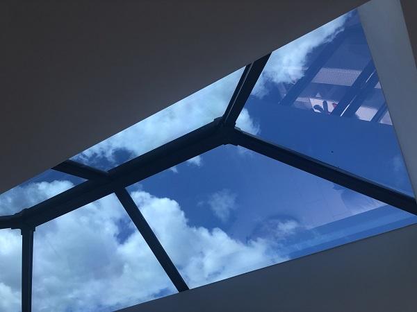 3M Low Reflect Night Vision Roof Lantern